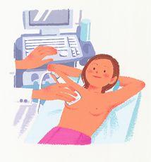 「乳がん検診 エコー」の画像検索結果